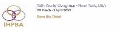 15th World Congress - New York, USA